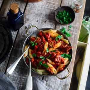 Castelletto-Pasta-saus-met-Funghi-porcini