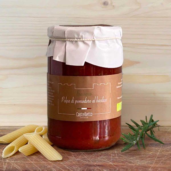 Proef Piemonte | Castelletto Polpa di Pomodoro e Basilico