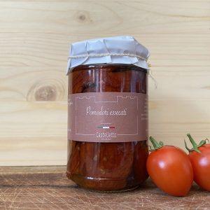 Proef Piemonte | Castelletto | gedroogde Italiaanse tomaatjes