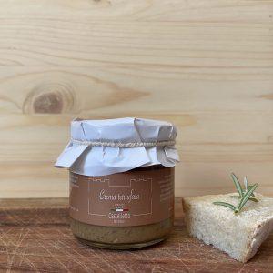 Proef Piemonte | Castelletto | truffel creme | Crema tartufaia