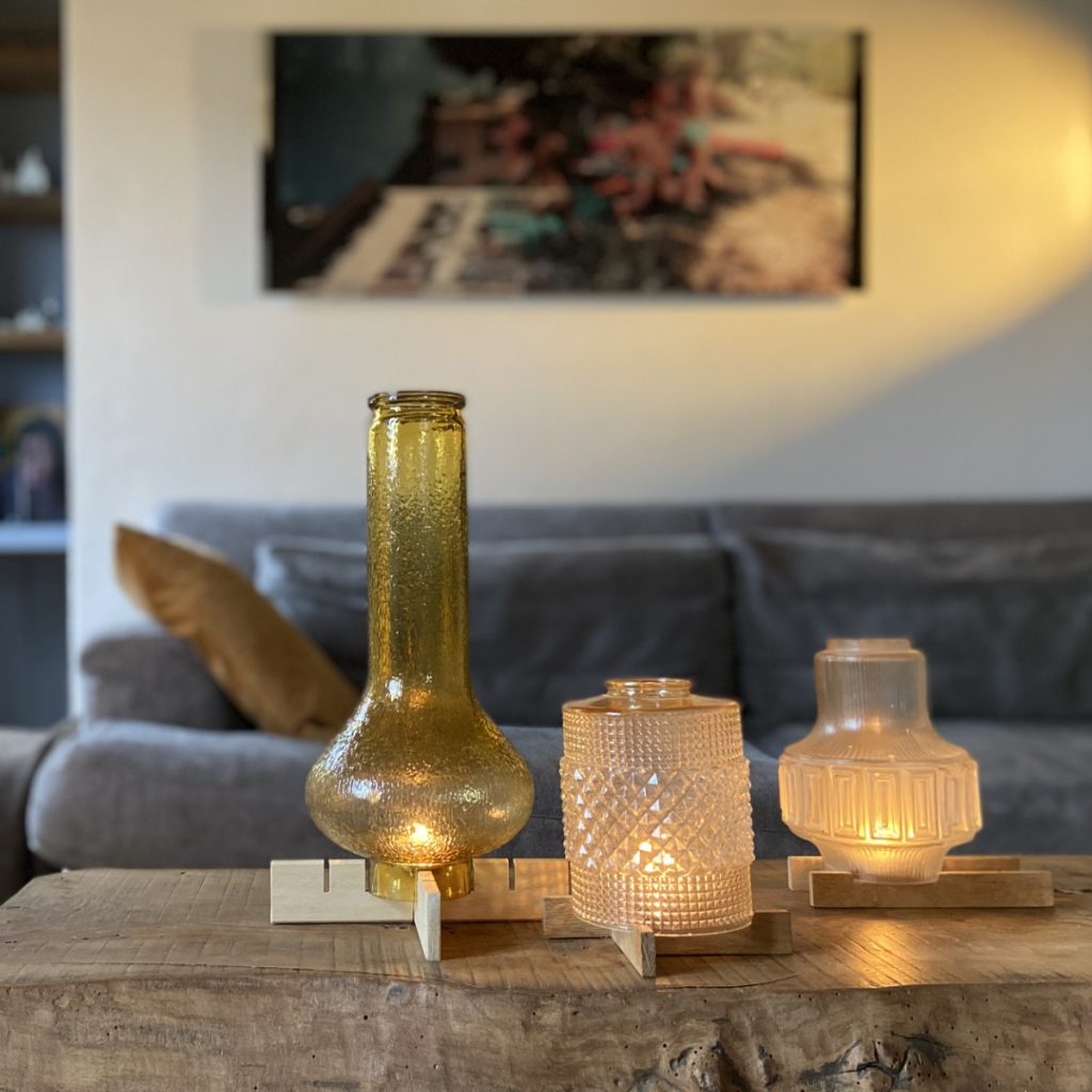 Proef Piemonte | Waxinelichthouders | overzicht